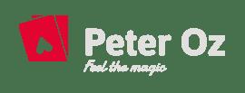Logo_PeterOz_PourFondNoir