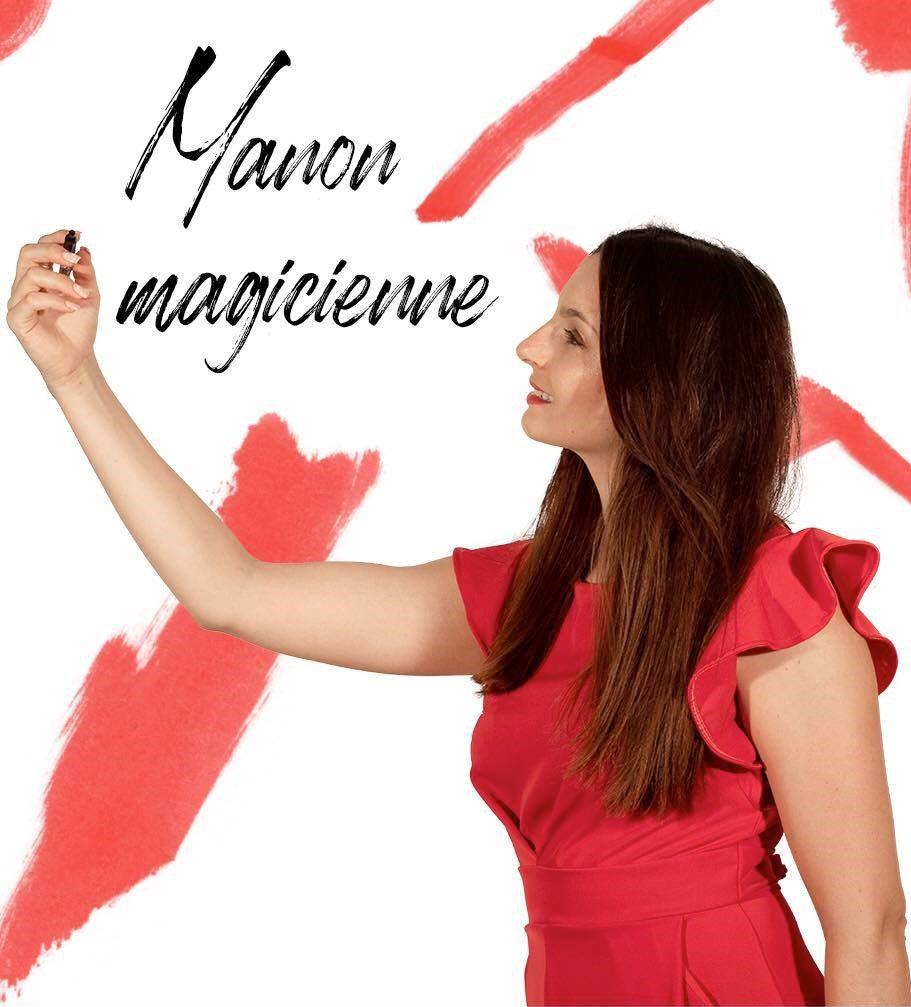 Manon Magicienne Professionnelle